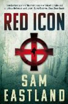 Red Icon - Sam Eastland - cover