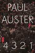 Libro in inglese 4 3 2 1 Paul Auster