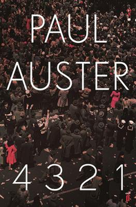 Libro in inglese 4 3 2 1  - Paul Auster