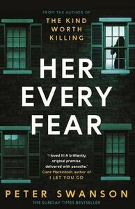 Libro in inglese Her Every Fear  - Peter Swanson