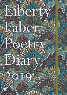 Liberty Faber Poetry Diary 2019 - Various - cover