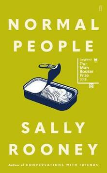 Normal People - Sally Rooney - cover
