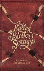 Libro in inglese The Ballad of Buster Scruggs Joel Coen Ethan Coen