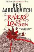 Libro in inglese Rivers of London Ben Aaronovitch