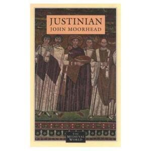 Justinian - John Moorhead - cover