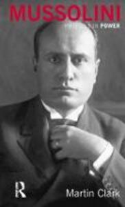 Mussolini - cover