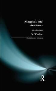 Materials and Structures - R. Whitlow - cover