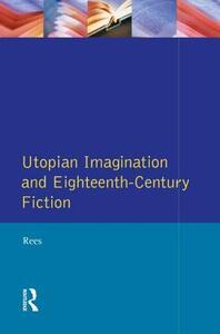 Eighteenth-Century Utopian Fiction - Christine Rees - cover
