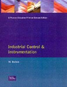 Industrial Control and Instrumentation - W. Bolton - cover