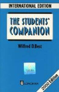 Students Companion International Edition. New Edition - Wilfred D. Best - cover