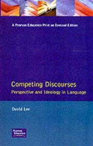 Competing Discourses: Perspective and Ideology in Language - David Lee Kuo Cheun - cover