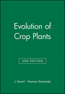 Evolution of Crop Plants - cover