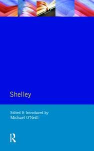 Shelley - Michael O'Neill - cover