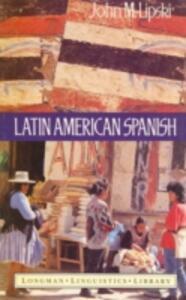 Latin American Spanish - cover