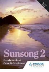Sunsong Book 2 - Frances Mordecai,Gregory St Pierre Gordon - cover