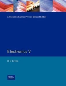 Electronics V - D. C. Green - cover