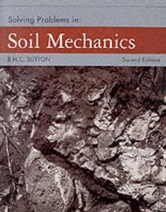 Solving Problems in Soil Mechanics - B.H.C. Sutton - cover