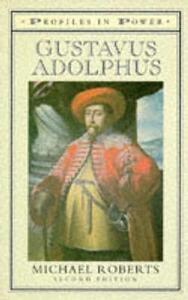Gustavas Adolphus - M. Roberts - cover