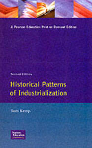 Historical Patterns of Industrialization - Tom Kemp - cover