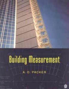 Building Measurement - Andrew D. Packer - cover