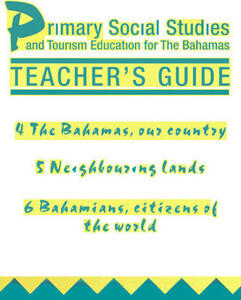 Primary Social Studies and Tourism Education for the Bahamas Teacher'sGuide 2 - Mike Morrissey - cover