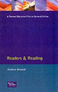 Readers and Reading - Andrew Bennett - cover