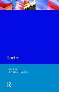 Sartre - Christina Howells - cover