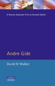 Andre Gide - David H. Walker - cover