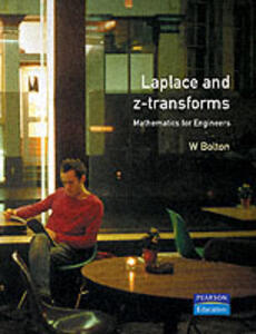Laplace and z-Transforms - William C. Bolton - cover