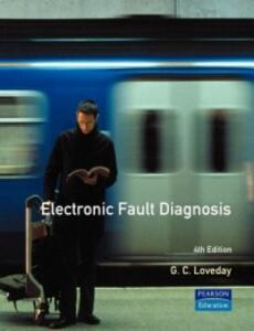 Electronic Fault Diagnosis - George Loveday - cover