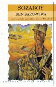 Sozaboy - Ken Saro-Wiwa - cover