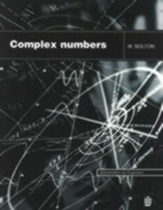 Complex Numbers - W. Bolton - cover