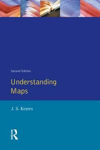 Understanding Maps - J.S. Keates - cover