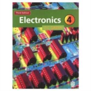 Electronics 4 - D. C. Green - cover