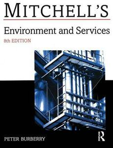 Environment and Services - Peter Burberry - cover