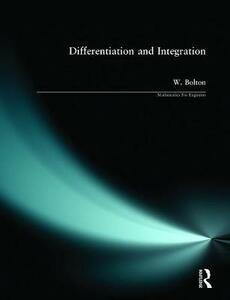 Differentiation and Integration - W. Bolton - cover