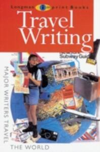 Travel Writing - Linda Marsh,Michael Marland - cover