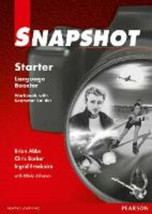 Snapshot Starter Language Booster - Brian Abbs,Ingrid Freebairn,Chris Barker - cover