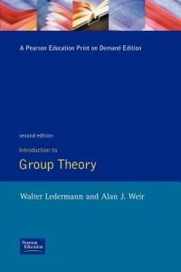 Introduction to Group Theory - Walter Ledermann - cover