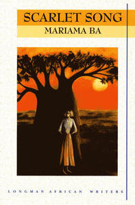 Scarlet Song 2nd Edition - Mariama Ba - cover