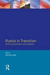 Russia in Transition - David Lane - cover