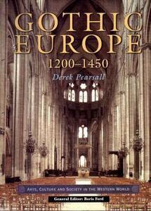 Gothic Europe 1200-1450 - Derek Pearsall - cover