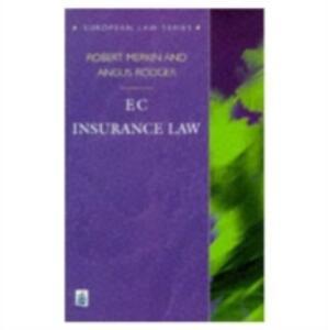 EC Insurance Law - cover