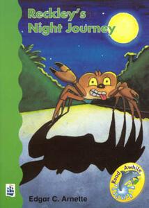 Reckley's Night Journey - Edgar C. Arnette - cover