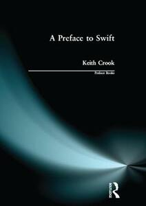 A Preface to Swift - Keith Crook - cover