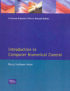Introduction to Computer Numerical Control - Barry Leatham-Jones - cover