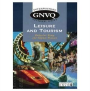 Intermediate GNVQ Leisure and Tourism Optional Units - Katherine Kemp,Stephen Pearson - cover