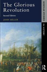 The Glorious Revolution - John Miller - cover