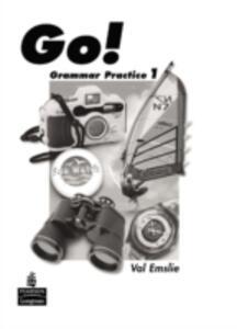 Go! Grammar Practice Level 1 - Val Emslie - cover