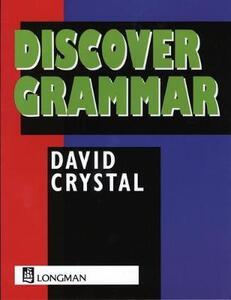 Discover Grammar - David Crystal,Geoff Barton - cover